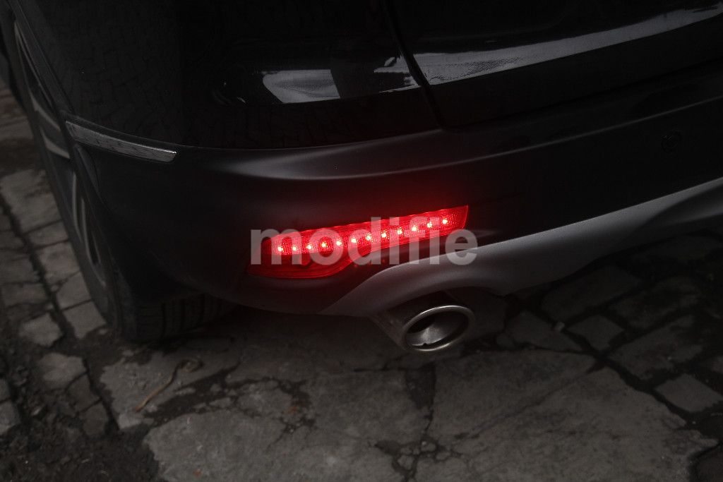 Honda All New CRV Turbo 2017 - Custom Bumper LED