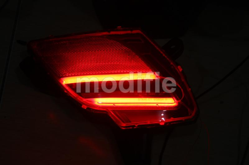 Mazda CX 5 - Custom LED Bumper