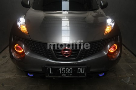 Nissan Juke - Custom Headlights
