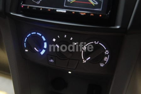 Suzuki Ertiga - Custom Panel