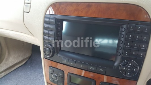 Mercedes Benz S320 LCD Fix