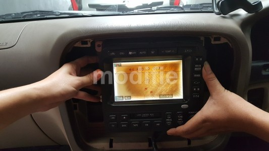 Land Cruiser VX100 Multi Information Display (MID) LCD Fix