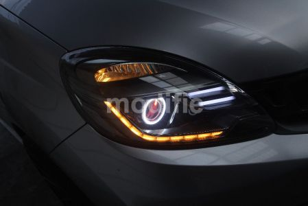 Honda Mobilio RS - Custom Headlights