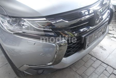 Mitsubishi Pajero 2016 - Blackchrome Paint