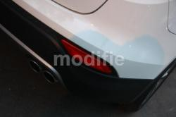 Hyundai Santa Fe - Custom LED Bumper with LED Bar