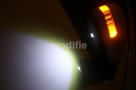Custom Entry Light (Mirror) - Toyota Rush